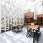 atrium hotdesk