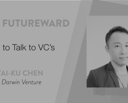 Workshop I How to Talk to VC's