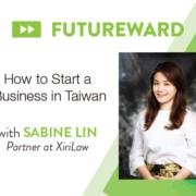 FutureWard Workshop: How to Start a Business in Taiwan